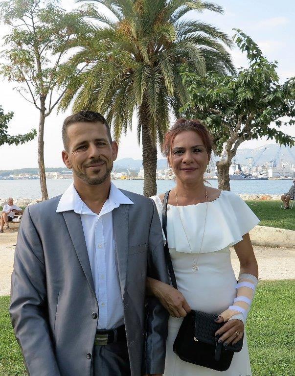 Marouene et Nadia