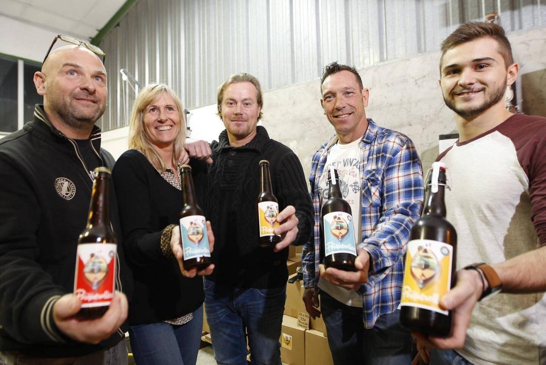 Bière des Îles d'Or à Hyères.