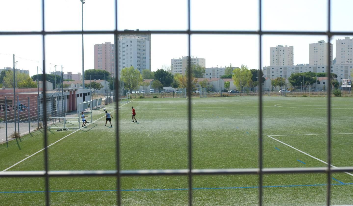 A Berthe, l'herbe est plus verte depuis que l'Agence nationale de rénovation urbaine est passée par là.