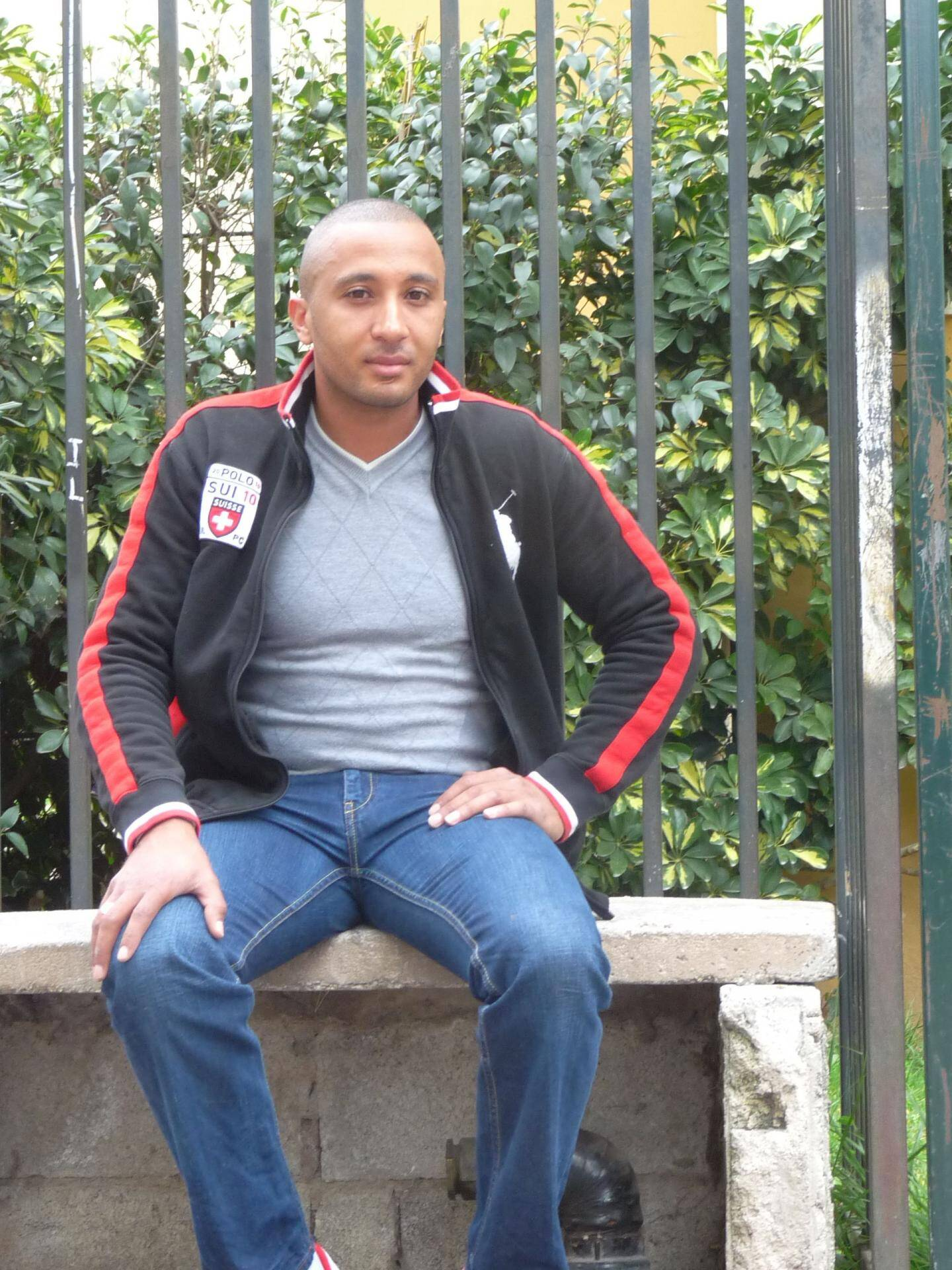Karim Ben Ahmed, directeur de l'association ADAM, aux Moulins à Nice