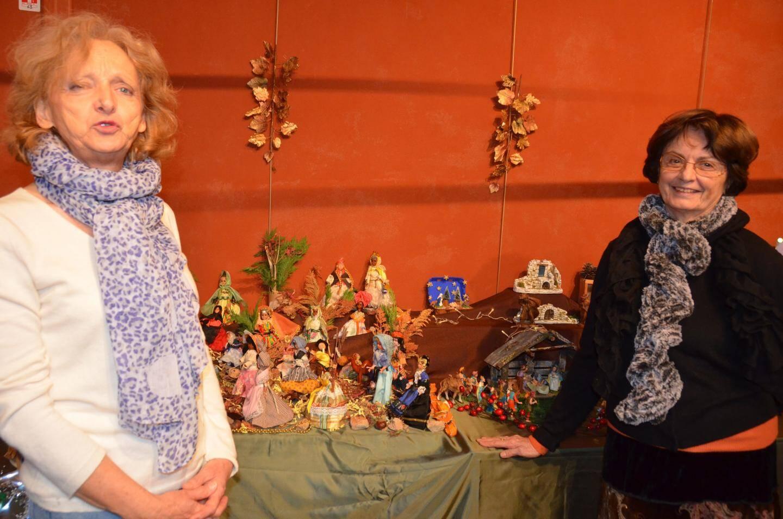 Succès pour la 4e édition de l'exposition de  crèches organisée par La Luerna, avec plus de 60  crèches exposées à la chapelle de la Pietà.