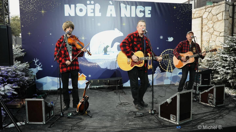 Les contes de Noël racontés en chansons