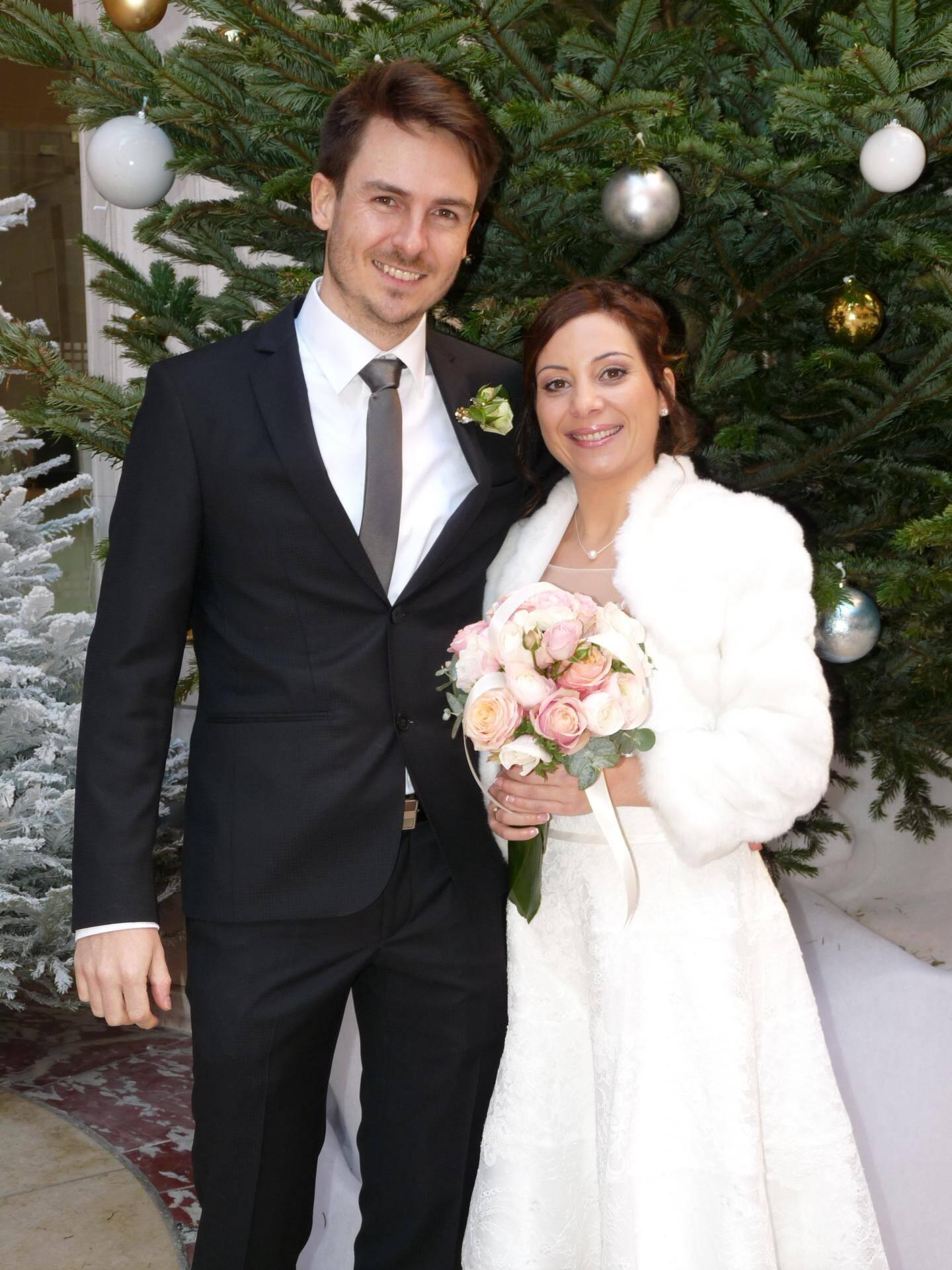 Mauricio Jost, ingénieur en informatique, et Marta Ranieri, employée commerciale.