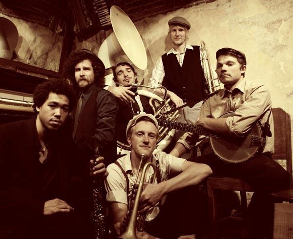 Le « Old Fish jazz-band », samedi, à 20 h 30, à Rians.
