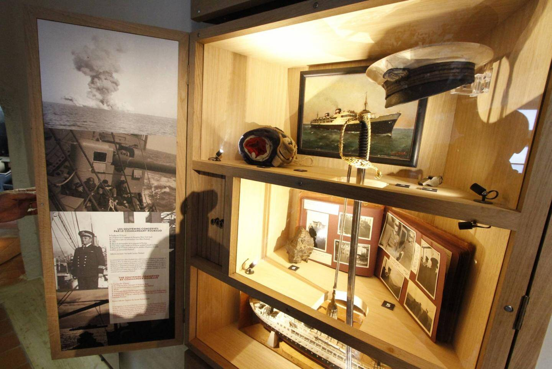 La citadelle et ses trésors de l'histoire maritime à découvrir de façon interactive.