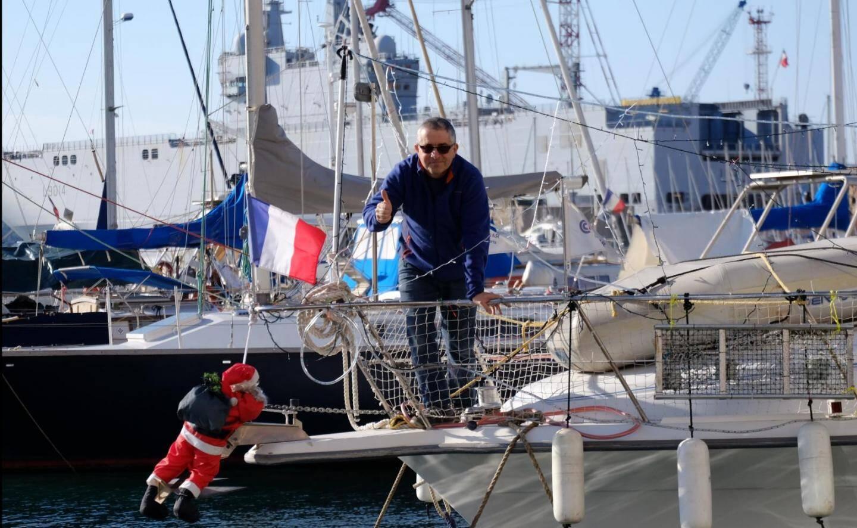 Vue mer garantie toute l'année chez Jean-Marc.