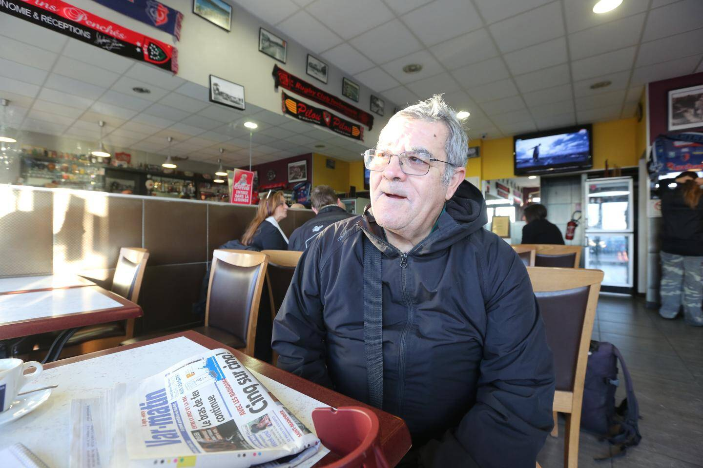 Marc Valvo, 67 ans.