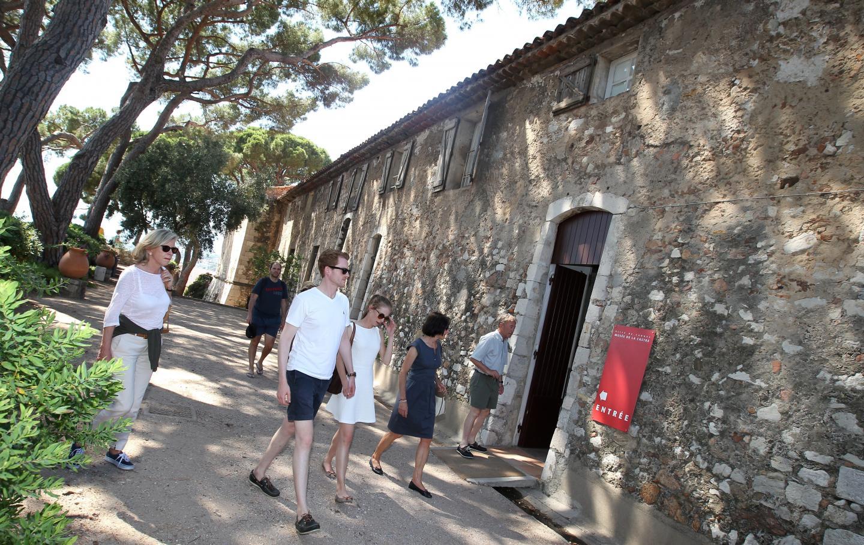 Le musée de la Castre.