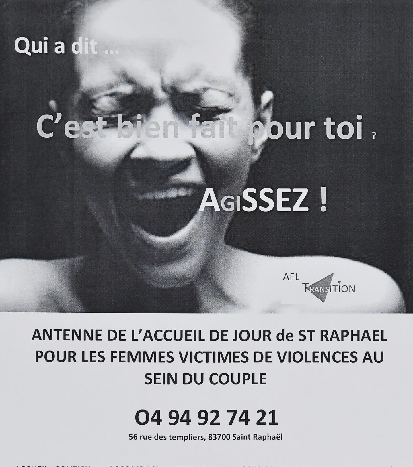 L'affiche que va diffuser la municipalité dans une grande campagne de communication.