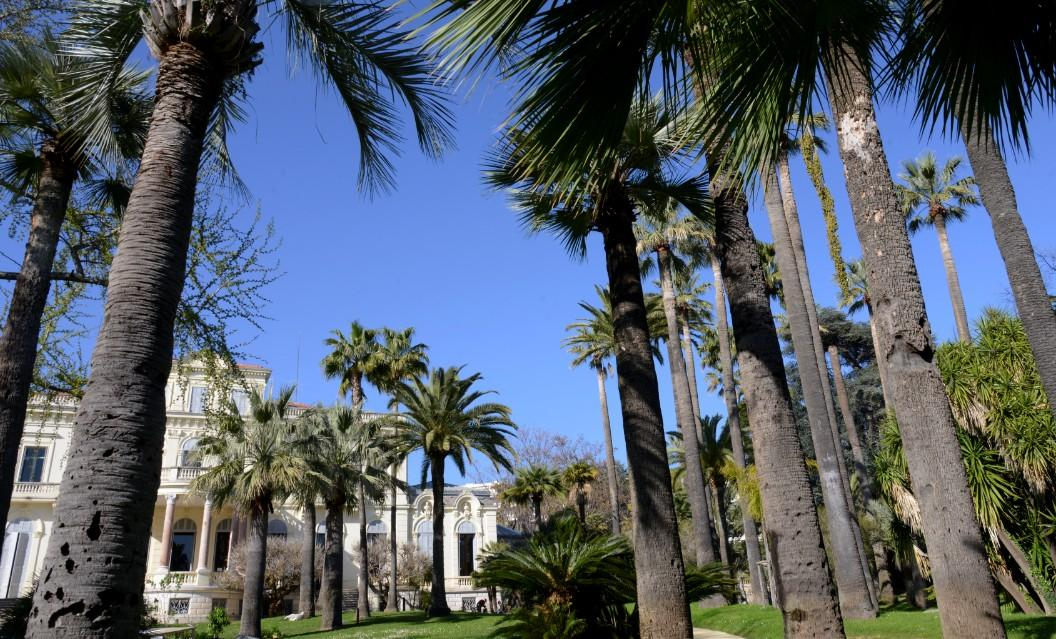 Les jardins de la médiathèque