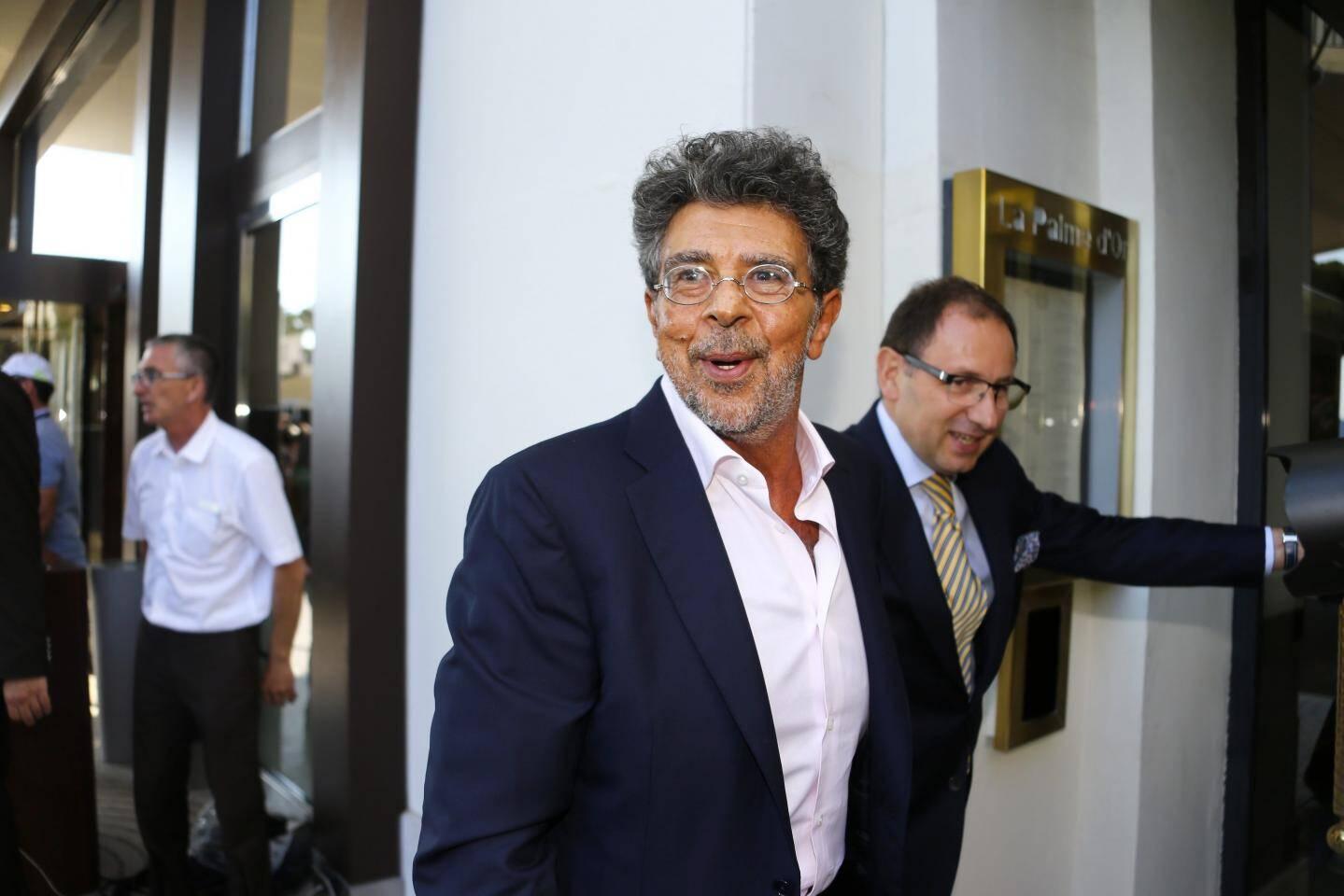 Le compositeur Gabriel Yared.
