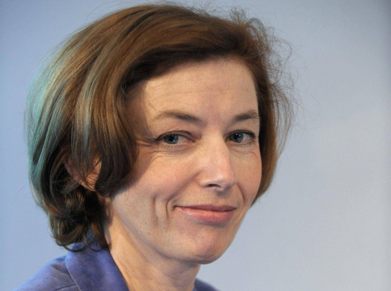 Florence Parly, en janvier 2013.