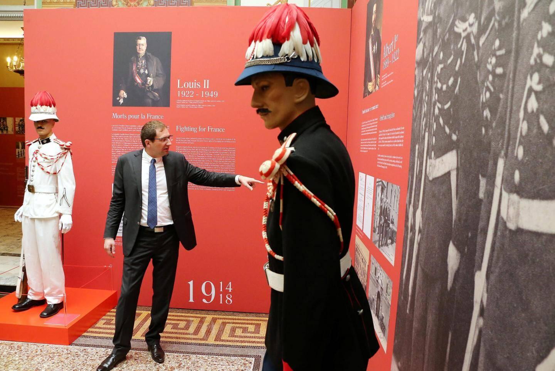 Thomas Fouilleron, directeur des Archives du Palais princier, a préparé ce projet avec la compagnie.