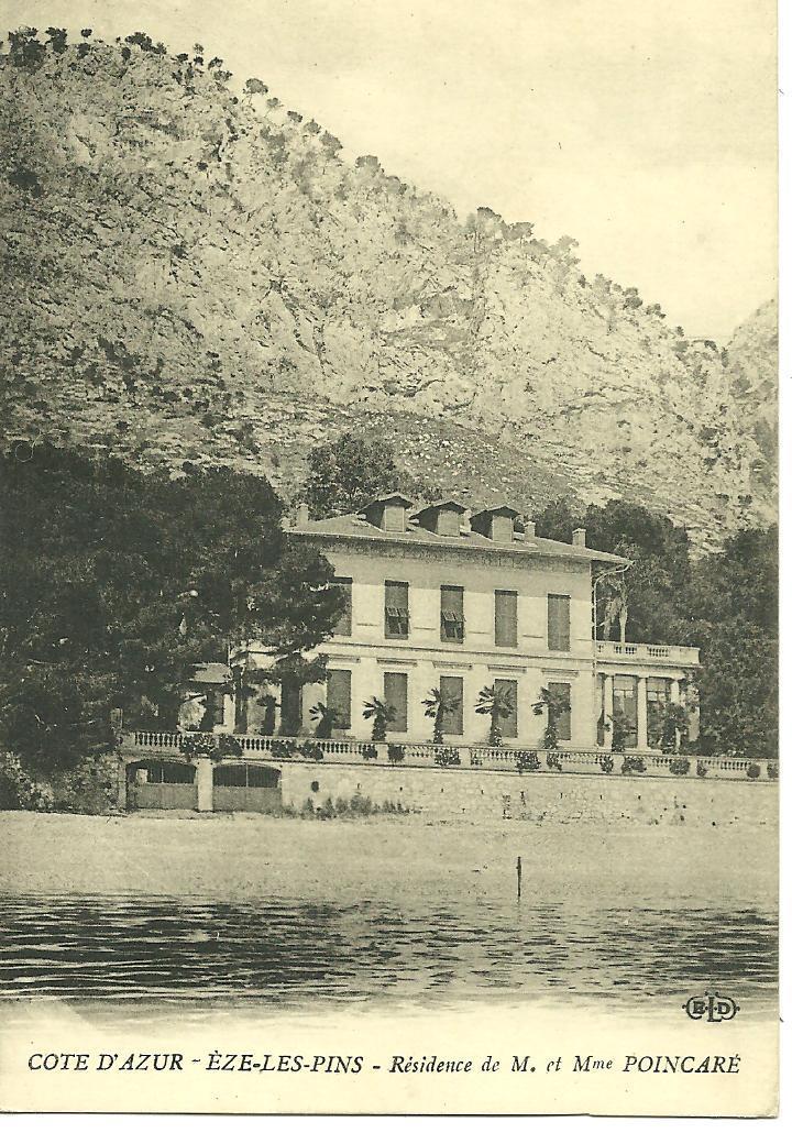 La résidence de Raymond Poincaré.