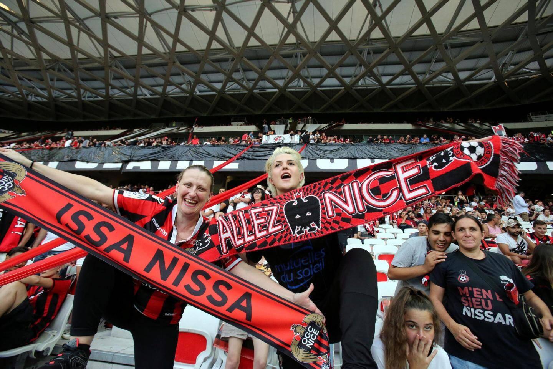 Stade Allianz Riviera - 3éme tour préliminaire de la ligue des champions