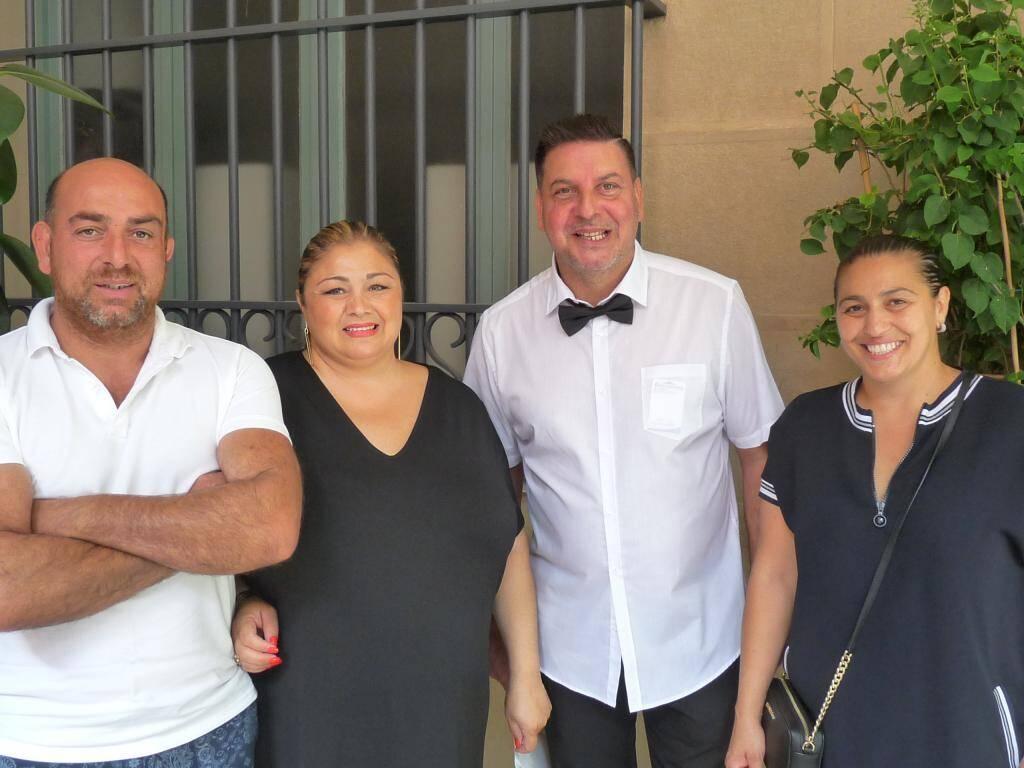 Jeanne Fernandez et Jean-Joseph Torres, sans emploi.