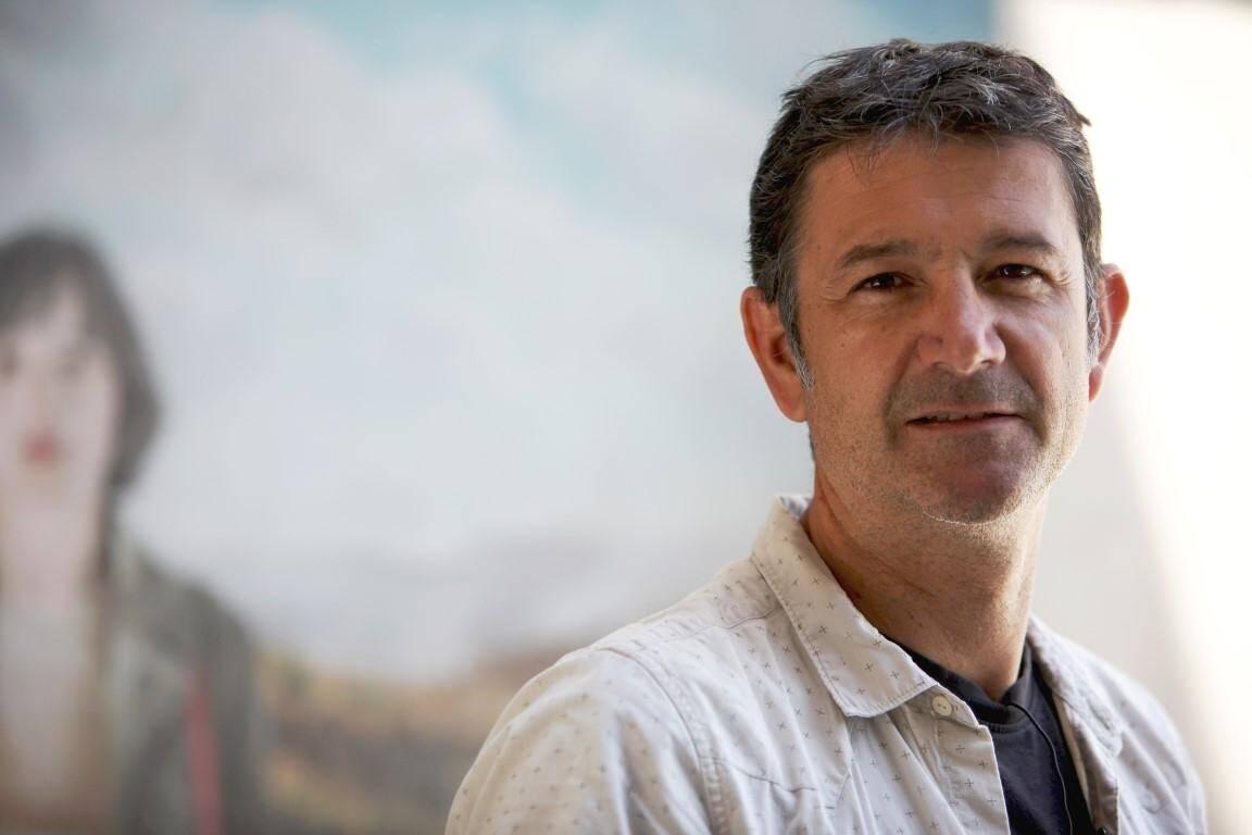 """Cédric Teisseire, artiste plasticien et directeur artistique du 109: """" il y a une tradition artistique à Nice qui est très forte et remonte au-delà du XIXe siècle"""""""