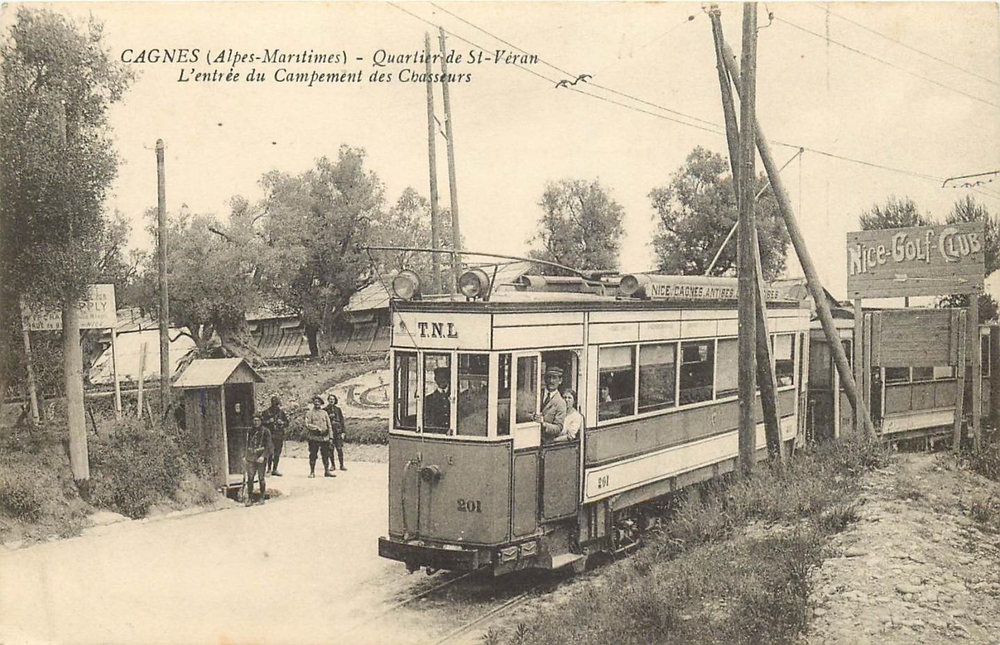 Le tramway favorise le tourisme à Cagnes