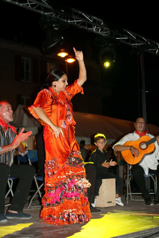 Tout le charme du flamenco.