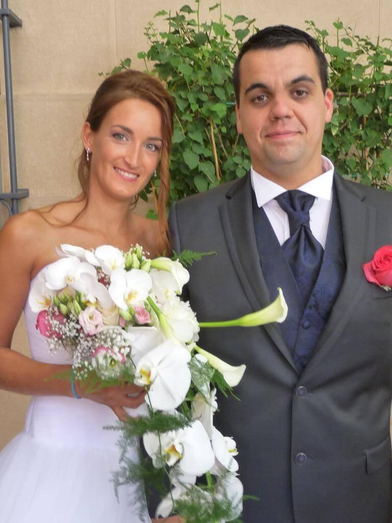 Carlie Duculty et Charles-Edouard Contant, agents de maîtrise.