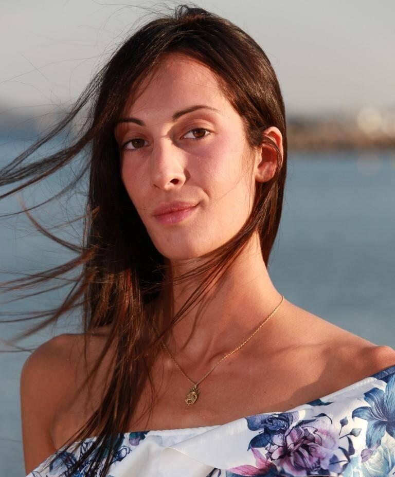 Julia Malafossé, 23 ans, d'Hyères.