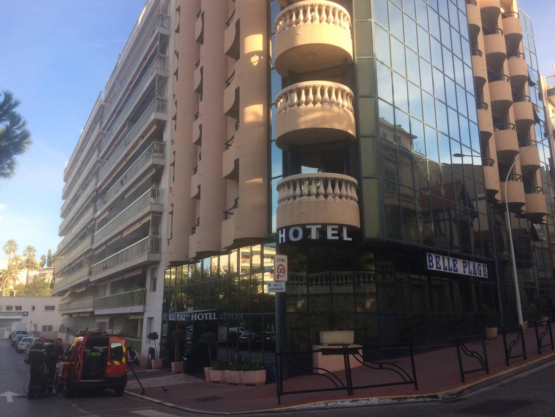 84 pensionnaires de l'hôtel ont été évacués.