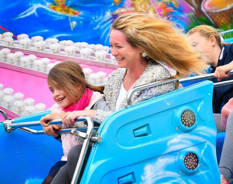 LLe top 5 des attractions  de la fête foraine Monaco 2017.
