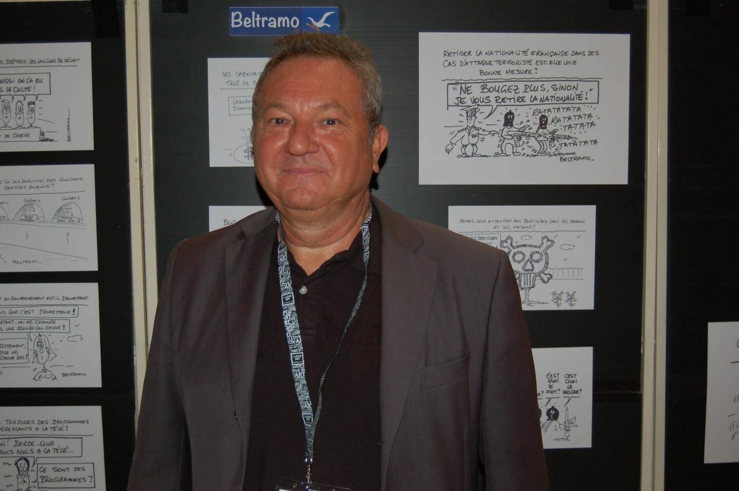 Le local, Jean-Jacques Beltramo, sera de retour avec sa théorie fondée sur les limites du mauvais goût,de l'irrévérence et notre histoire personnelle.