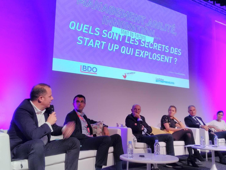 Les équipes de Renaud Muselier, président de la région Paca, comptent sur le salon des entrepreneurs pour participer à la réussite de l'objectif escompté : 100 000 emplois crées d'ici 2020.