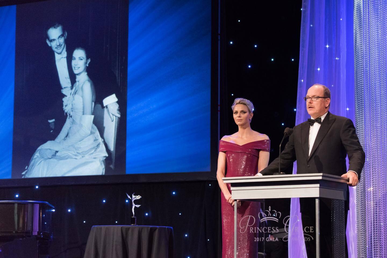 Plus de 600 personnes ont participé au gala de la Fondation Princesse Grace à Los Angeles.