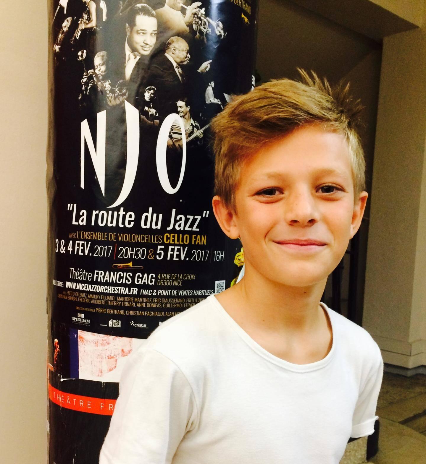 """Paul, 12 ans: """"On est là devant les comédiens, et on rentre dans l'histoire."""""""