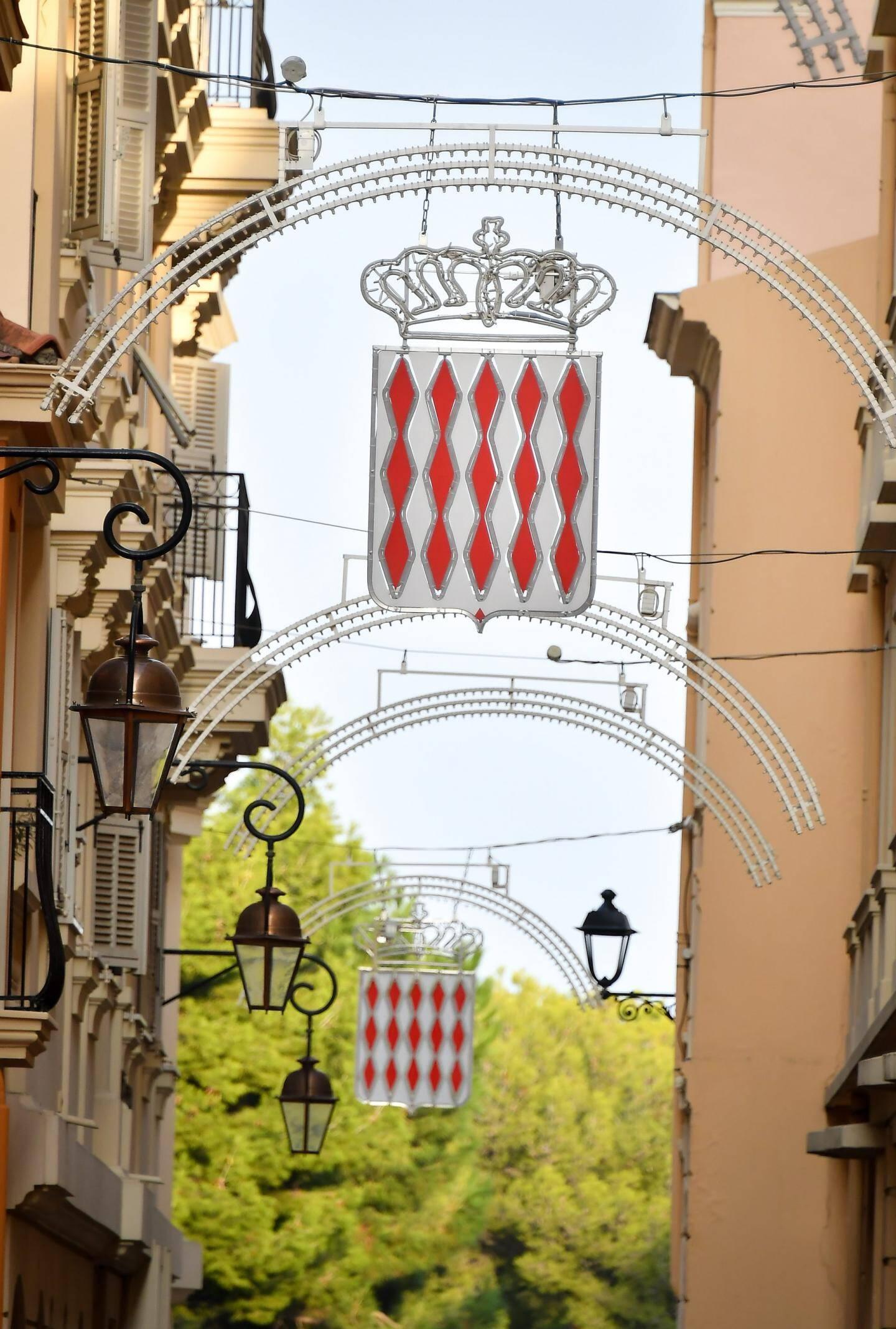 Plus de 700 décors jalonnent la ville...
