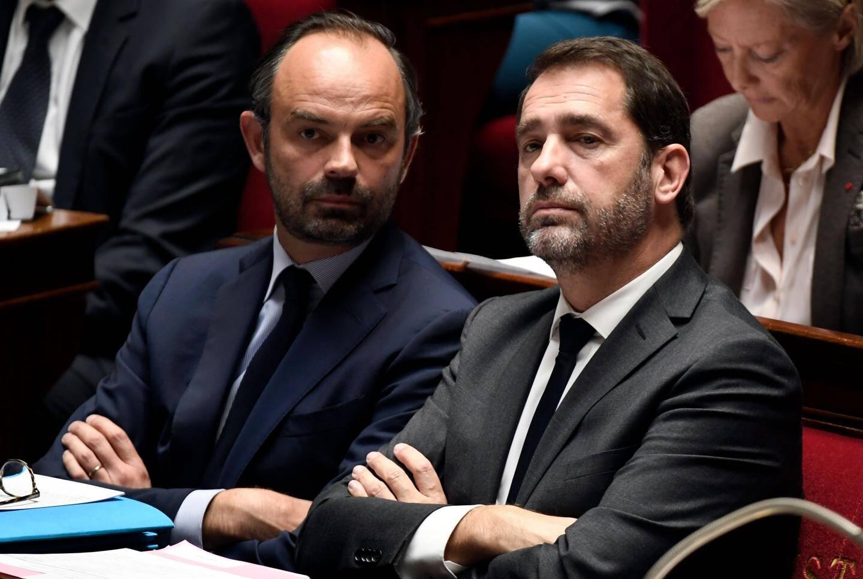 Depuis le 17 mai, Christophe Castaner est porte-parole du gouvernement d'Edouard Philippe.
