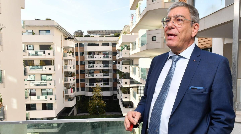 Albert Croesi ne veut pas que la panique s'empare de la résidence les Jardins d'Apolline.