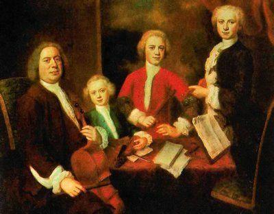 La famille Bach