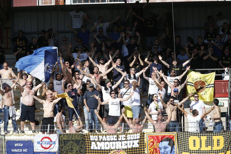 A Bon Rencontre à Toulon, le public ne craint dégun.