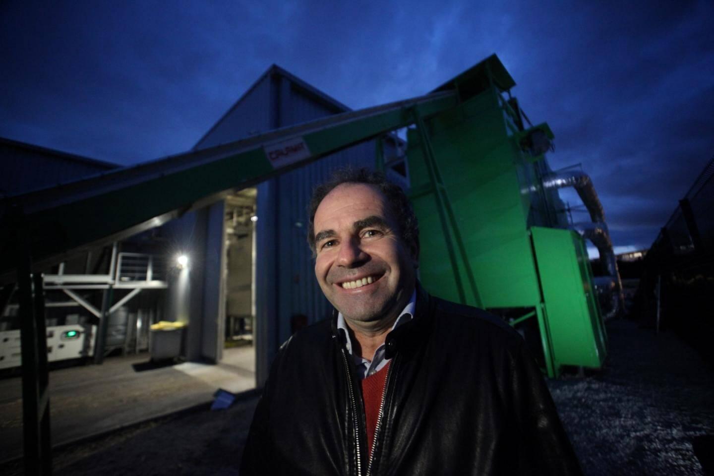 Après avoir travaillé pendant près de vingt ans dans les plus grosses centrales à gaz du monde, Pierre Riondel est revenu dans le Var pour se lancer dans l'énergie verte.