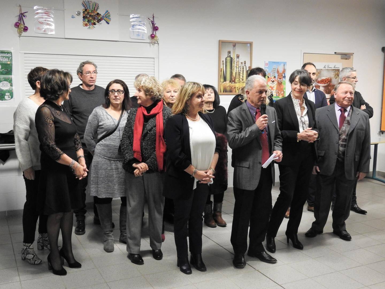 Le maire a remercié ses élus « compétents, sérieux et solides ».