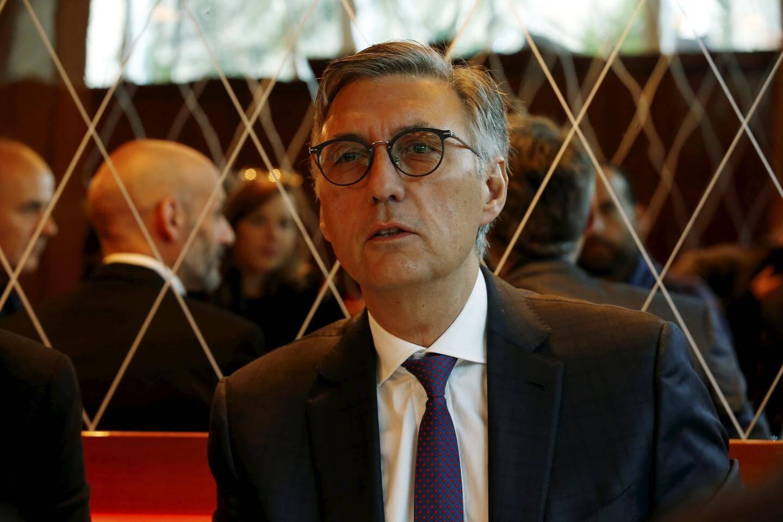 Jean-Louis Grinda, tête de liste Union monégasque