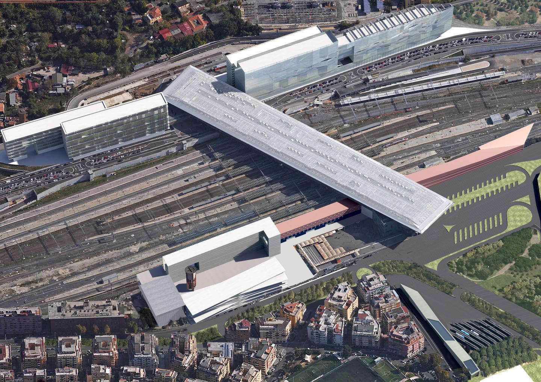 L'université de Rome « La Sapienza » a prévu d'y créer des laboratoires d'ingénierie.