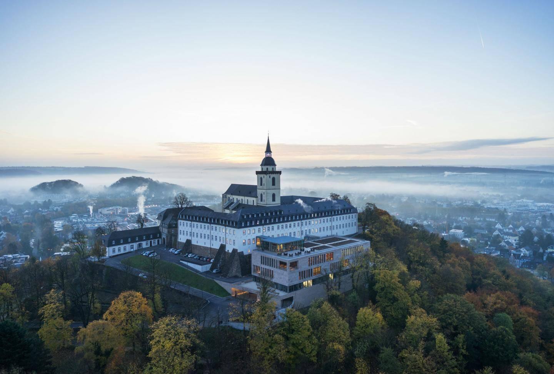 Institut catholique social Abtei Michaelsberg.