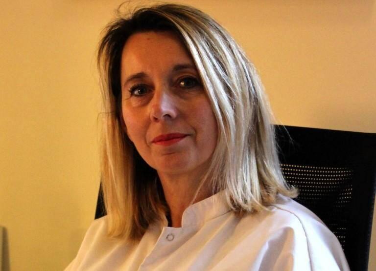 Isabelle Bereder.