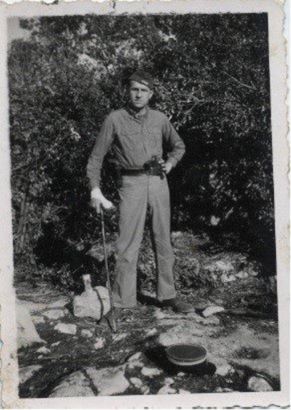 Le soldat Alphonse Bertrem. (DR)