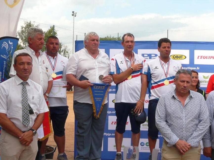 Les Varois ont bataillé pour conserver leur titre.