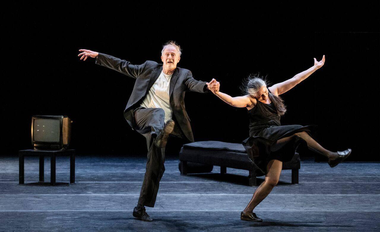 Mats Ek et Ana Laguna danseront pour Bergman.