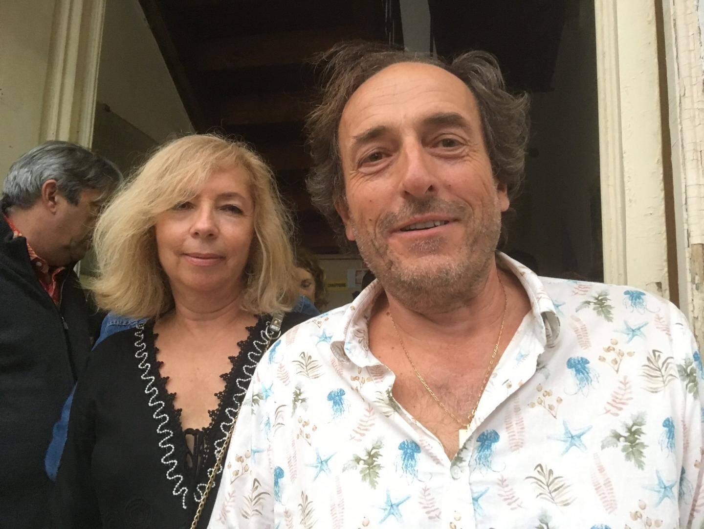 Olivia et Jean-Paul.