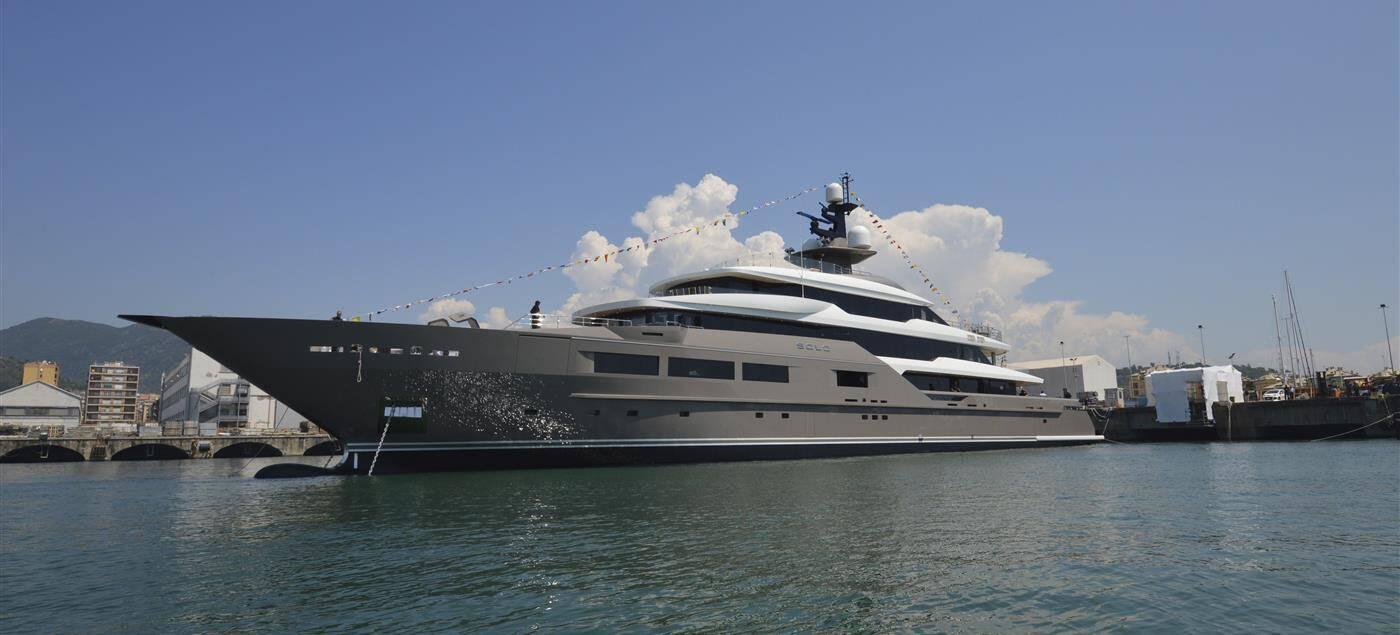 Solo, élu super-yacht le plus «vert ».