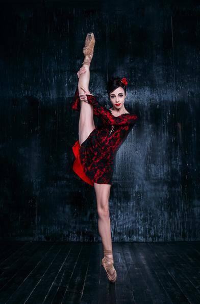 Le Royal National Ballet de Georgie.(DR)