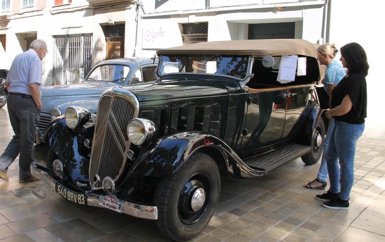 Parmi les projets, un salon des véhicules anciens, avec vente aux enchères.