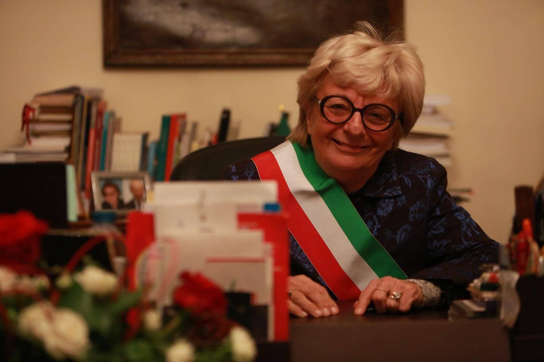 Bruna Sibille, maire de Bra depuis 9 ans et demi.